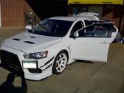 Mitsubishi Evolution X 87200 miles